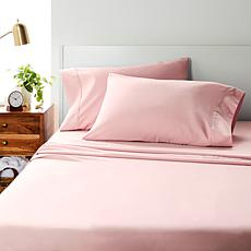Concierge Collection 4-piece 400TC Cotton Tencel™ Sheet Set