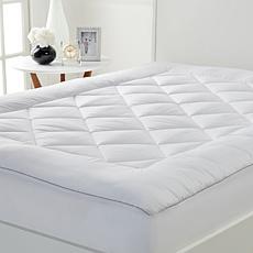 Concierge Collection Clean Comfort Mattress Pad