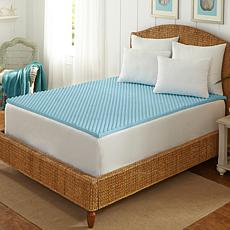 Concierge Collection Cool Blue Memory Foam Full