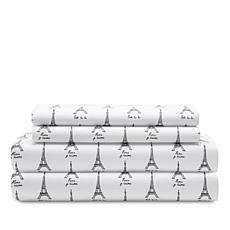Concierge Collection Elements Conversational Sheet Set - King