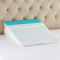 Concierge Collection Memory Foam Gel Wedge Pillow