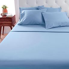 Concierge Collection Microfiber Sheets with Extra Pillowcase - Twin