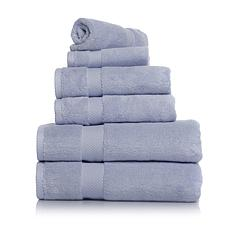 Concierge Collection Rayon from Bamboo 6pc  Towel Set