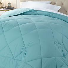 Concierge Reversible Diamond Quilted Comforter - Twin
