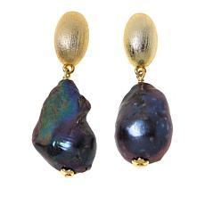 Connie Craig Carroll Jewelry Caroline Baroque Drop Earrings