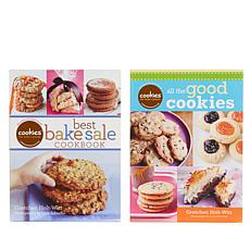 Cookies for Kids' Cancer Set of 2 Cookbooks