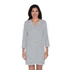 Coolibar® ZnO Suntect® Oceanside Tunic Dress