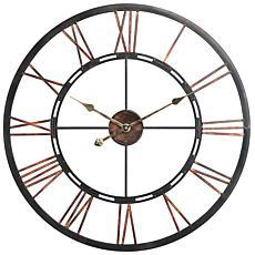 Cooper Classics Mallory Clock