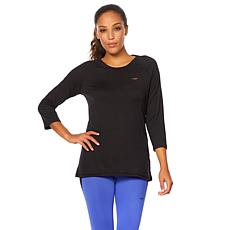 Copper Fit™ 3/4-sleeve Active Tee