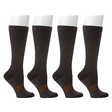 3eb38c17510176 Copper Fit™ Easy On/Off Compression Socks 2-pack