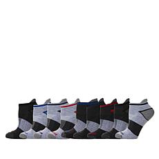 Copper Fit™ Fresh Touch Men's 9-pack Low-Cut Socks