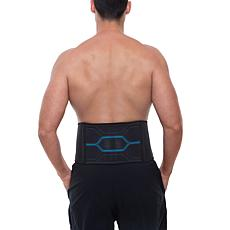 Copper Fit™ Ice Menthol-Infused Compression Back Belt