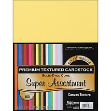 "Core'dinations Cardstock 8.5""W x 11""L  - 160-pack"
