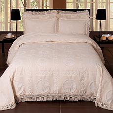 Cottage Collection Antique Tulipa Bedspread - King
