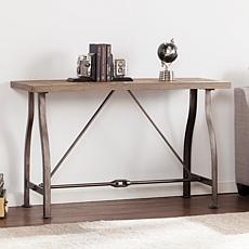 Coulson Industrial Console Table
