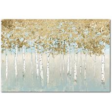 Courtside Market Shimmering Forest 20x24 Canvas Wall Art