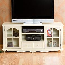 Coventry Large TV Console - Antique White