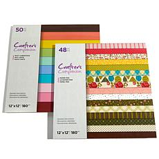 """Crafter's Companion 12"""" x 12"""" Paper Pad 2-pack"""