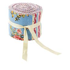Crafter's Companion 18-piece Fabric Strip Roll