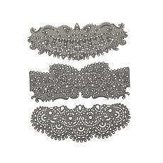 Crafter's Companion 3-pack Doily Royal Edge'ables Dies