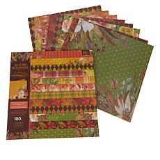 """Crafter's Companion Autumn 12"""" x 12"""" Paper Pad"""
