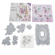 Crafter's Companion Create-a-Card Kit with Decoupage Pad