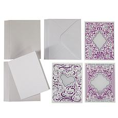 Crafter's Companion Cut and Emboss Folders - Romance