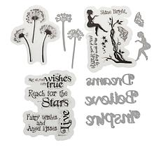Crafter's Companion Enchanted Forest Stamps and Dies