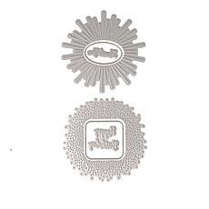 Crafter's Companion Gemini Classics Foil Stamp N Cut Dies