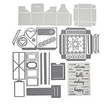 Crafter's Companion Gemini Exploding Box Stamps & Dies - Auto-Ship®