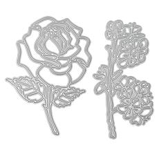 Crafter's Companion Gemini Floral Engraving Dies