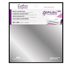 "Crafter's Companion Gemini Pro 12"" x 12"" Metal Cutting Plate"