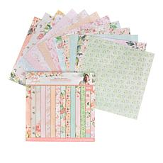Crafter's Companion Sara Signature Caring Thoughts Paper and Toppers