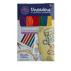 Crafter's Companion Threaders Embroidery Pack