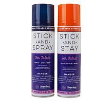 Crafter's Companion Threaders Fabric Spray Bundle