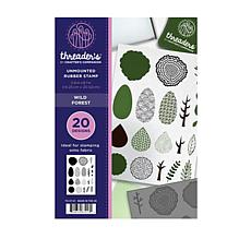 Crafter's Companion Threaders Stamp Set
