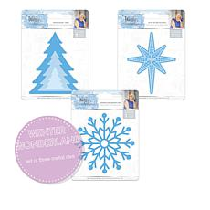 Crafter's Companion Winter Wonderland Die Sets