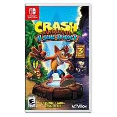 """Crash N. Sane Trilogy"" Game for Nintendo Switch"