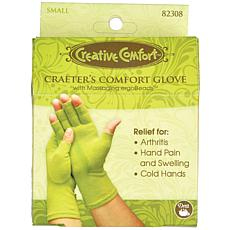 Creative Comfort Crafter's Comfort Gloves - Small