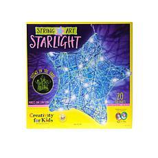 Creativity For Kids String Art Star Light Kit