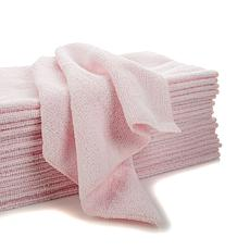 Credible Product 20pk Pink Microfiber Cleaning Cloths