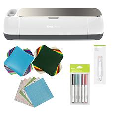 Cricut® Maker™ Machine with 64-piece Material and Tool Bundle