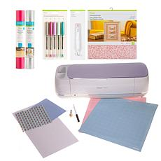 Cricut® Maker™ Machine with Rose Weeder and Variety Bundle