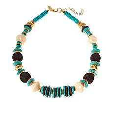 Cristina Sabatini Sanremo Multi-Bead Necklace