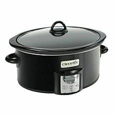 Crock-Pot 4-qt. Digital Countdown Slow Cooker - Black
