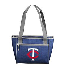 Crosshatch 16-Can Cooler Tote - Minnesota Twins