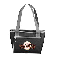 Crosshatch 16-Can Cooler Tote - San Francisco Giants