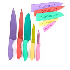 Cuisinart 10-piece Metallic Knife Set