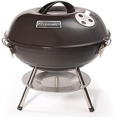 Cuisinart 14-inch Portable Charcoal Grill - Black