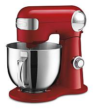 Cuisinart 5.5-Quart Stand Mixer - Red
